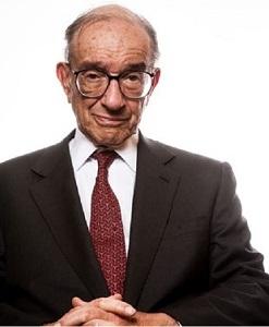 Ông Alan Greenspan: Vàng là tiền