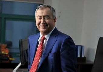 Ông Murat Yuldashev - Tân Tổng giám đốc Techcombank (Nguồn: Techcombank)