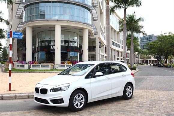 Dòng xe BMW 2er Active Tourer mới