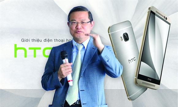 Ông Jack Tong, Chủ tịch HTC Bắc Á