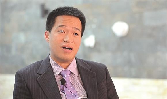 Ông Nguyễn Thanh Bình, nhà đồng sáng lập Cốc Cốc.