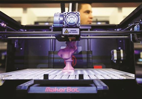 Công ty in 3D Stratasys đã mua MakerBot với giá khoảng 403 triệu USD - Ảnh: independent.co.uk