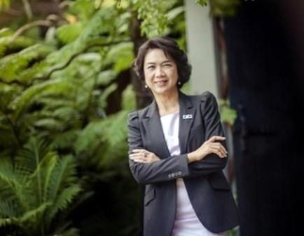 Bà Somhatai Panichewa, Tổng Giám đốc điều hành Amata Việt Nam PCL - Ảnh: The Nation