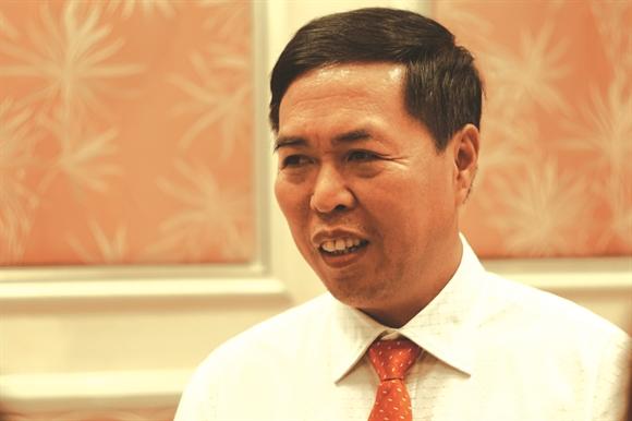 Ông Đỗ Hoàng Phong, Tổng Giám đốc CIC - Ảnh: Việt Dũng