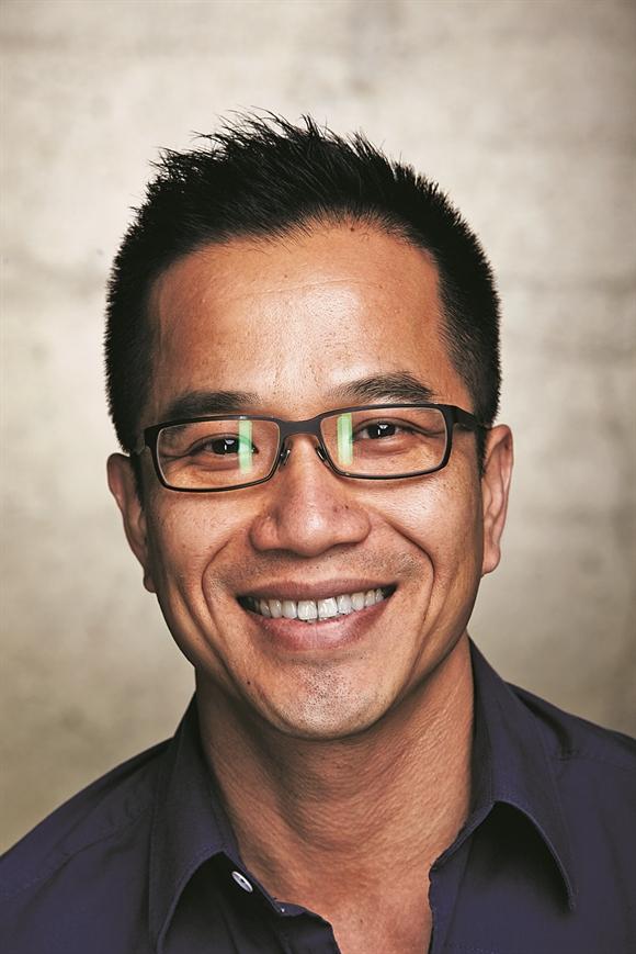 Tran Quoc Binh va start-up tri gia 200 trieu USD