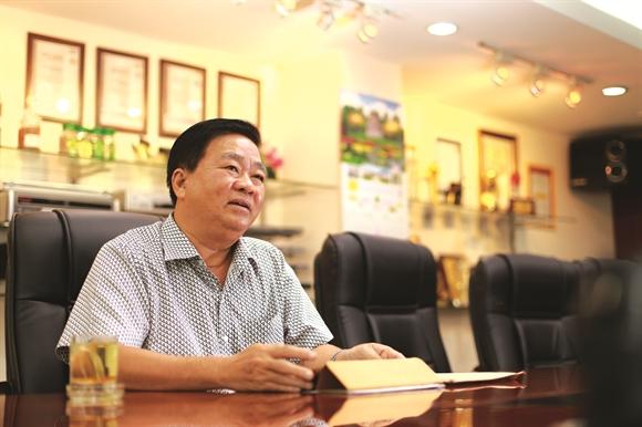 Ông Nguyễn Xuân Hàn, Chủ tịch kiêm Tổng Giám đốc Maseco - Ảnh: Bảo Trọng