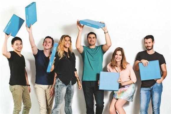 Y tuong start-up: Thoi trang