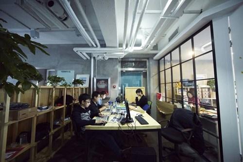 Start-up Trung Quoc: