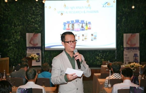 AJ Research & Pharma ra mat cong chung TPHCM
