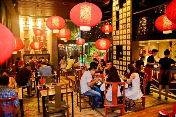 Nha hang San Fu Lou - Thien duong cua nhung tin do an khuya