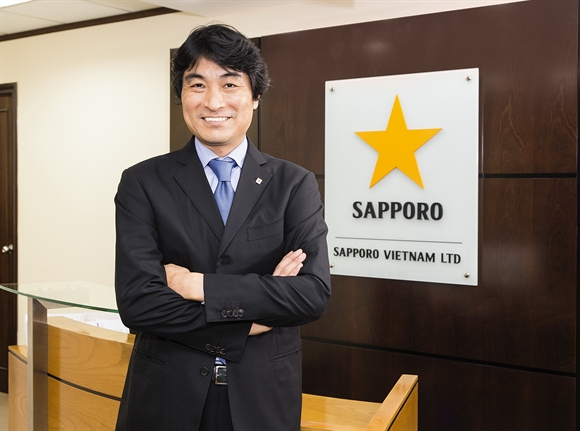 "TNHH Sapporo Viet Nam trao hoc bong ""Tiep buoc thanh cong"""