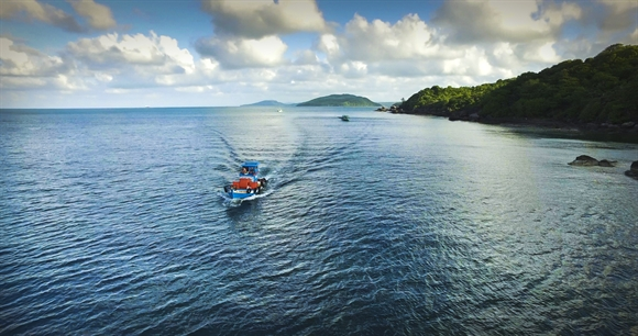 Nam diem hap dan vuot troi cua can ho nghi duong Premier Residences Phu Quoc Emerald Bay
