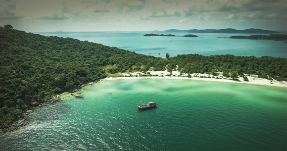 Uu the vuot troi tu Premier Village Phu Quoc Resort