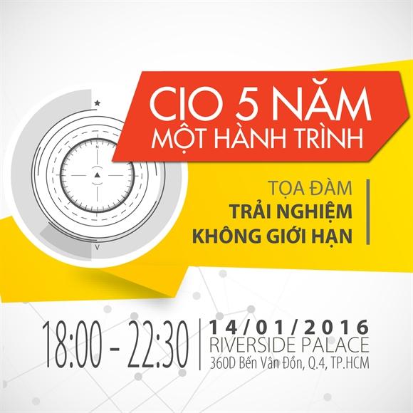 CIO Viet Nam - 5 nam, mot hanh trinh