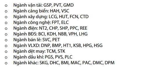 VDSC du bao VN-Index o vung diem 555 - 580 trong thang 1/2016