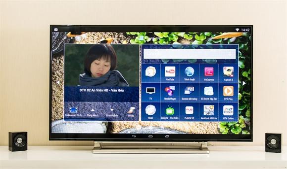 Dac tinh noi bat cua TV thong minh Toshiba L55 series