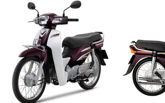 "Nhung mau xe may ""an khach"" nhat tai Viet Nam"