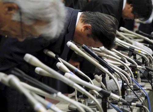 Mitsubishi Motors gian lan kiem tra tiet kiem nhien lieu
