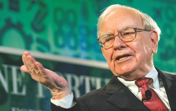 Apple: Mon moi cua Warren Buffett?