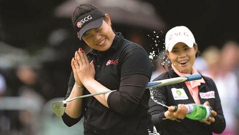 Bao gio golf Viet bang golf Thai?