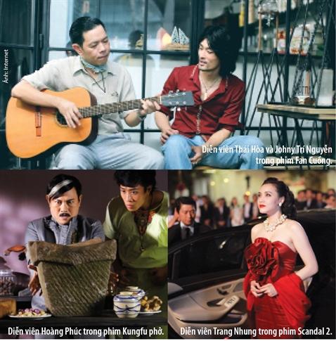 Dau tu phim Viet: Cam bay lon