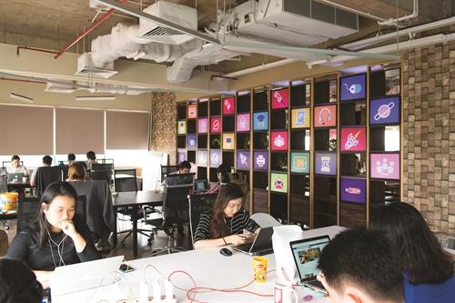 Lai dong von cho startup Viet