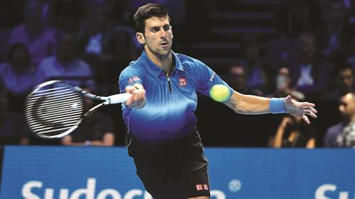 "Novak Djokovic: ""Doc co"" da biet bai"