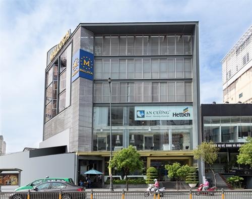 An Cuong One-Stop Shopping Center: Trai nghiem khong gian noi that an tuong va sang tao