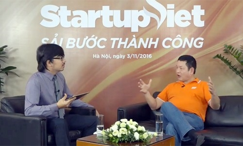 Nen tang thanh cong cho startup la huong ra the gioi