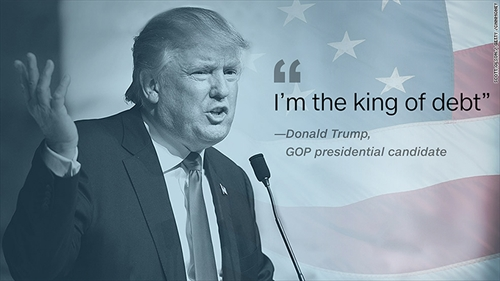 """Trump se dung toi cac thu thuat """"lam dep"""" ngan sach My?"""