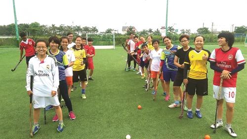 Hanh trinh cua Dai su hockey Viet Nam