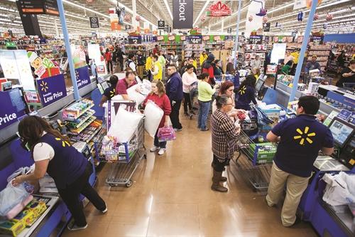 Tai sao hang Viet kho vao Wal-Mart?