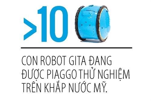 Da den thoi cua robot cho hang?