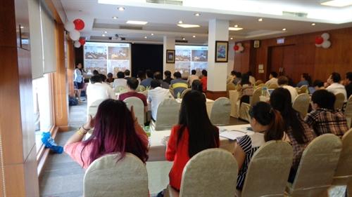 Standards and Testing Centre (STC) Viet Nam dong hanh cung nganh det may va da giay
