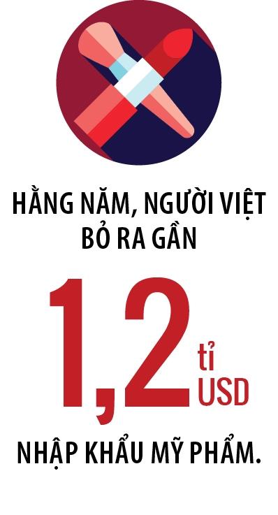 My pham Viet: Lo Lem mo thanh cong chua
