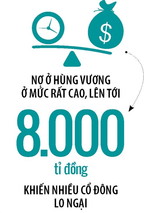 """""""Vua ca tra"""" Hung Vuong dang mac can"""