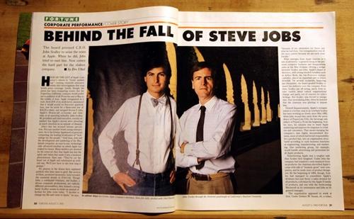 Hoc cai hay, dung hoc cai do cua Steve Jobs