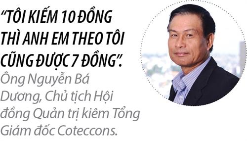 Top 50 2017 - Hang 5: Cong ty Co phan Xay dung Coteccons