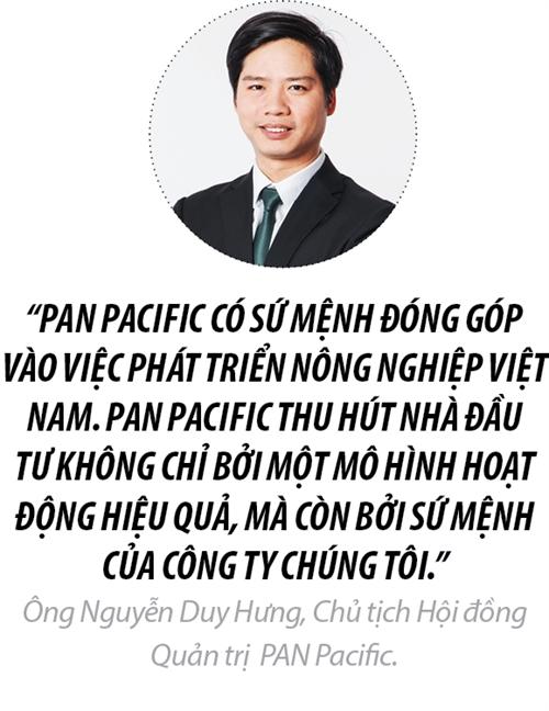 Top 50 2017: Cong ty co phan Tap doan PAN