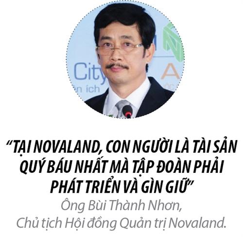 Top 50 2017: Cong ty Co phan Tap doan dau tu dia oc No Va