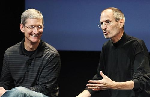 Tim Cook noi gi ve Steve Jobs, Donald Trump, Homepod va AR?