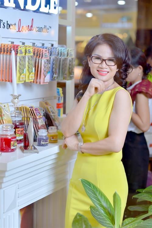 CEO Truong Thi Thanh Tam: Nghe da chon toi