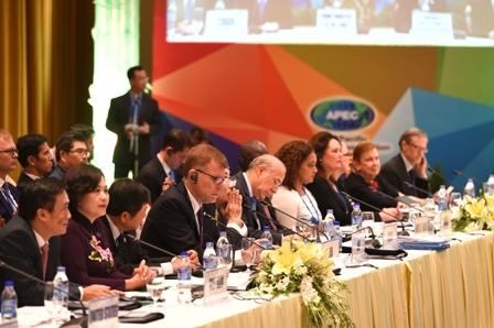 APEC: Hop tac chong cac tap doan da quoc gia tron thue