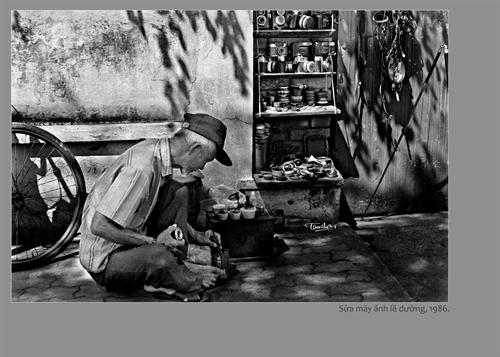 Ky uc Sai Gon trong anh Tam Thai