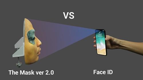 BKAV tiep tuc danh bai Face ID cua iPhone X