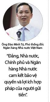 Ngan hang Nha nuoc cam ket bao ve quyen loi nguoi gui tien