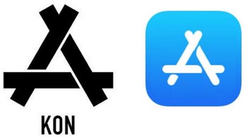 Apple bi cong ty Trung Quoc kien vi logo moi cua App Store