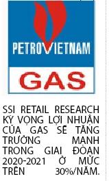 GAS Viet Nam: Loi nhuan tang nho gia dau tang