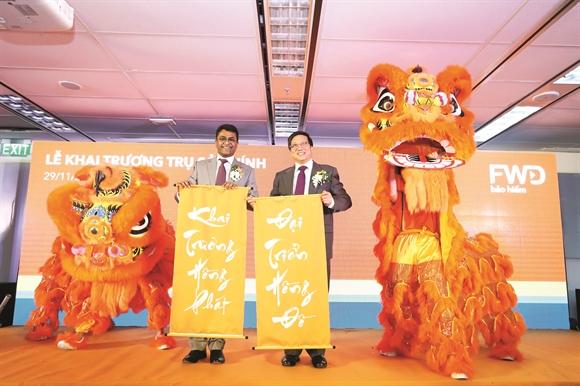 "CEO FWD Viet Nam: ""Tang truong cua chung toi den tu su khac biet"""