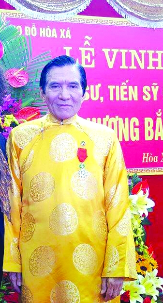 """Giao su Do Dinh Chieu: """"Muon thanh cong thi phai hoc, chi co hoc thoi"""""""